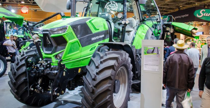 Bucking the trend: Deutz to focus on tractors rather than implements