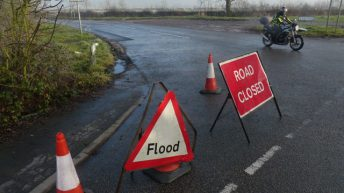 Severe flood warnings to remain in place across England for Storm Christoph