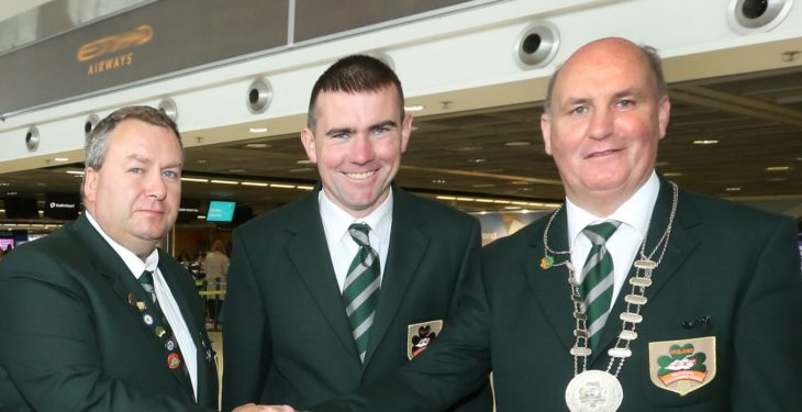 Irish ploughing team departs for Europe-wide competition