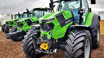 National Ploughing Championships 2017: Tractor highlights on-site