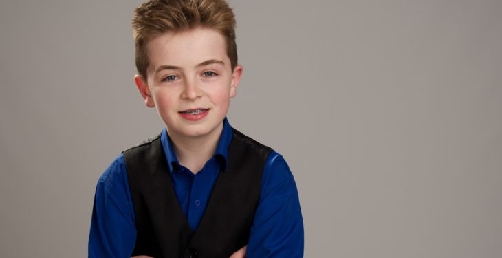Derry boy tipped to be Ireland's next big country music star