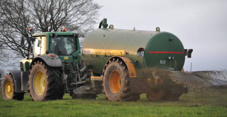 NFU Scotland hosts webinar on proposed changes to slurry and silage controls