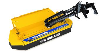Pics: New Holland unveils mowers and ploughs – courtesy of Kongskilde