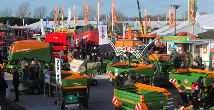 LAMMA Show cancelled due to 'serious wind damage'