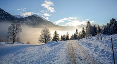 Lust auf Wintercamping
