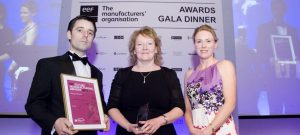 Harwin wins Outstanding Export Performance award