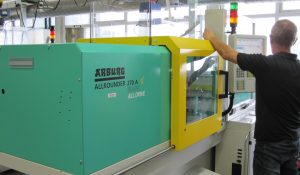 Harwin invests in state-of-the-art machinery