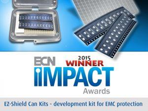 Shield Can Kit wins Impact Award 2015