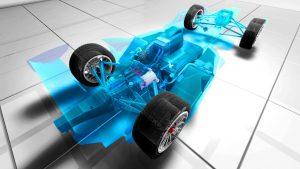 Formula E in concept