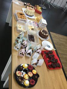 GSR 2017 Bake Sale