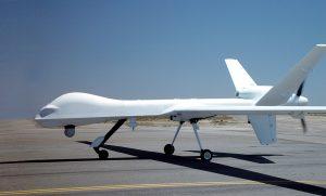 Large military UAV
