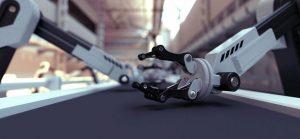 Production line robotics