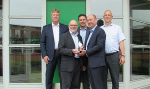 Sales Excellence Award for Avnet Abacus