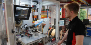Harwin Robot Arm awarded to Havant college