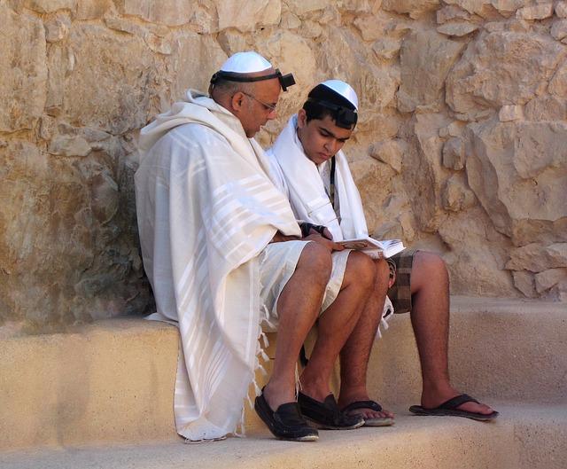 חנוך לנער – פרשת וישלח