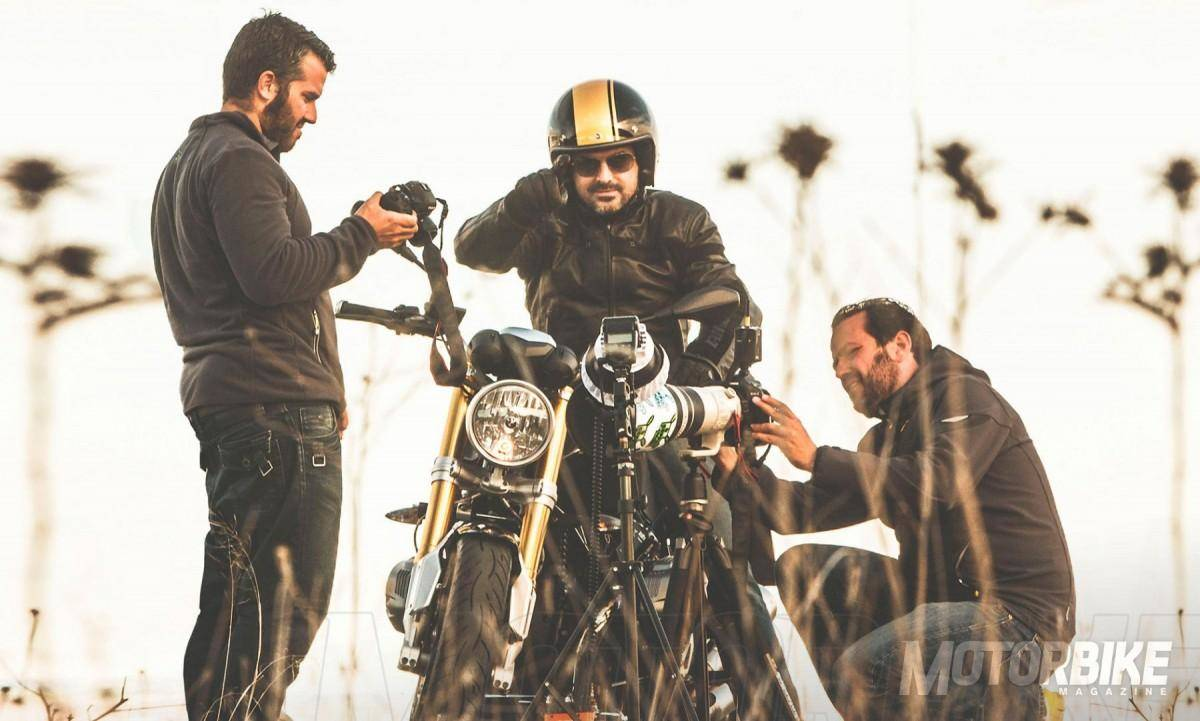 Making of BMW nineT by Photoclick - 2