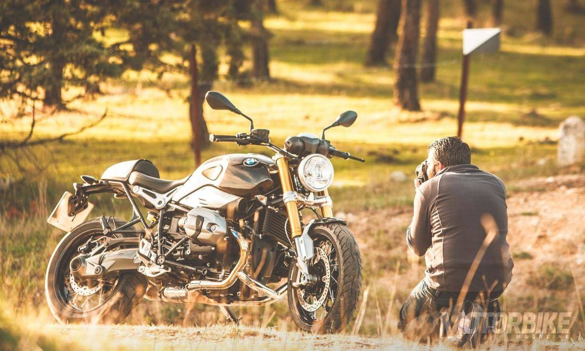 Making of BMW nineT by Photoclick - 5