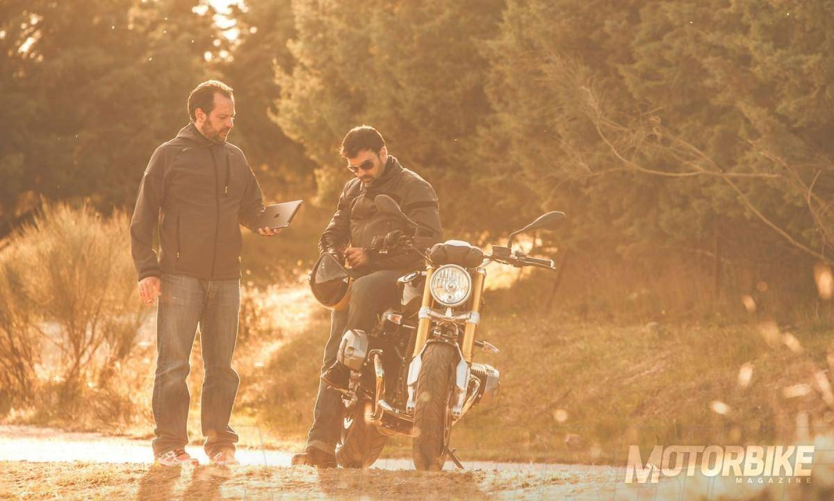 Making of BMW nineT by Photoclick - 6