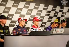 MotoGP Jerez 2015 Rueda de prensa1