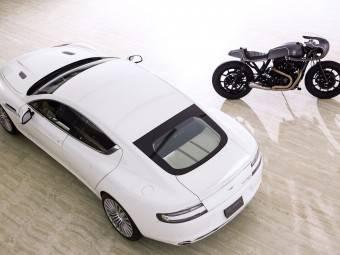 Harley Davidson Sportster Cafe racer 4
