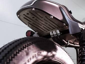 Harley Davidson Sportster Cafe racer 6