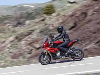 BMW S 1000 XR- Motorbike Magazine