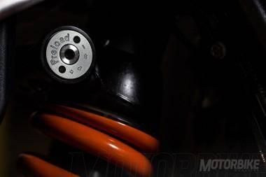 KTM 1050 Adventure MBK6 - Suspensión