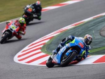 Maverick Vinales Suzuki MotoGP GP Catalunya 02