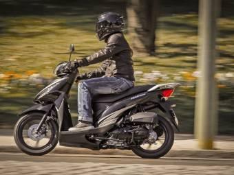 Suzuki Address MBK6 0910