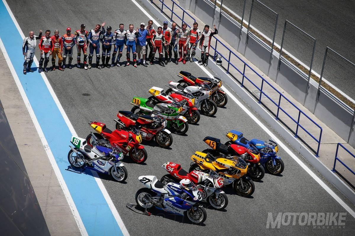 World GP Bike Legends 2015