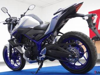 Yamaha MT 03 2016 05