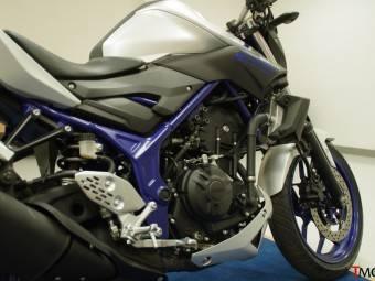 Yamaha MT 03 2016 07