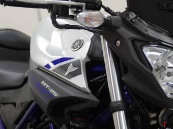Yamaha MT 03 2016 08