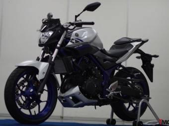Yamaha MT 03 2016 16
