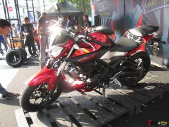 Yamaha MT 03 2016 21