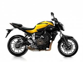 Yamaha MT07 19