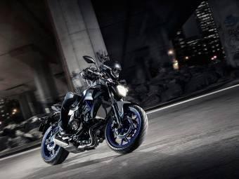 Yamaha MT07 22