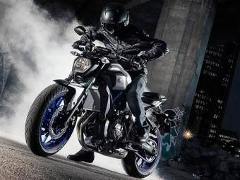 Yamaha MT07 26