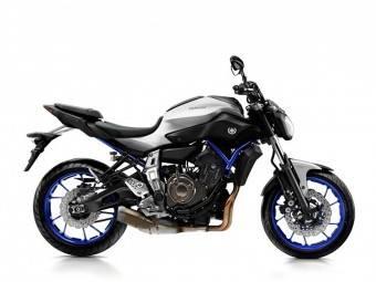 Yamaha MT07 28