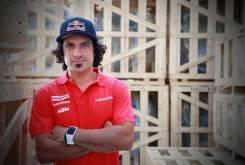Ivan Cervantes Dakar 2016 KTM