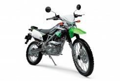 Kawasaki KLX 125 1