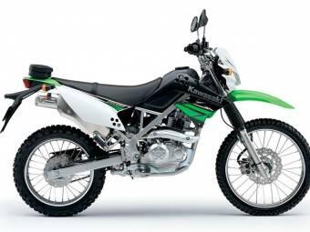 Kawasaki KLX 125 2