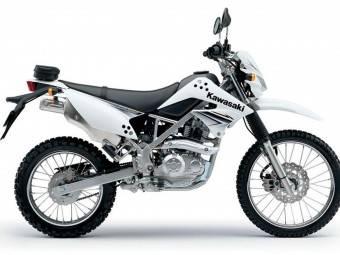 Kawasaki KLX 125 3