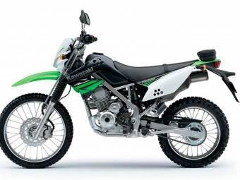 Kawasaki KLX 125 4