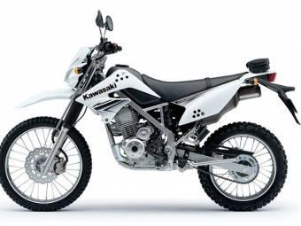 Kawasaki KLX 125 5