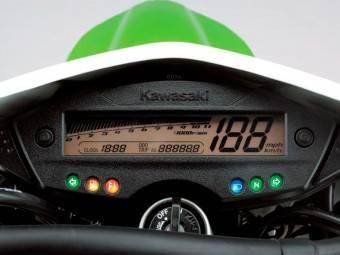 Kawasaki KLX 125 7