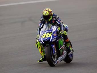 MotoGP Sachsenring 2015 Rossi