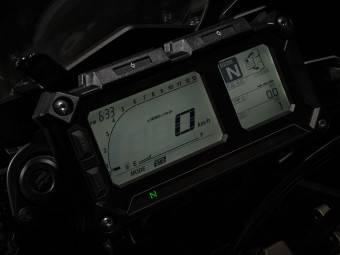 Yamaha MT 09 Tracer 13