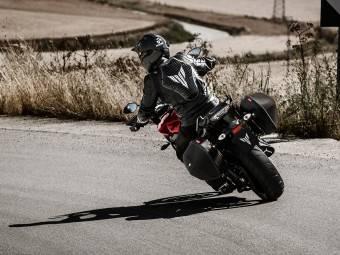 Yamaha MT 09 Tracer 2