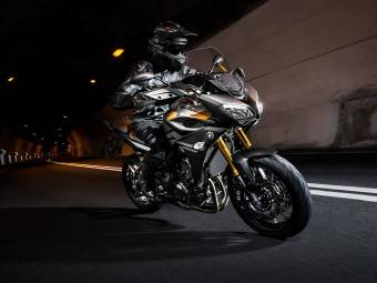 Yamaha MT 09 Tracer 7